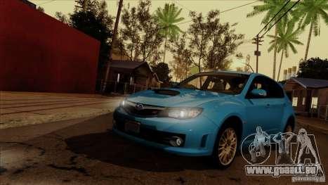 SA Beautiful Realistic Graphics 1.4 für GTA San Andreas