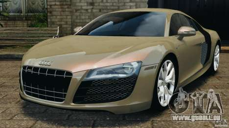 Audi R8 V10 2010 für GTA 4