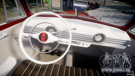 Chevrolet Special DeLuxe 1941 pour GTA 4 vue de dessus