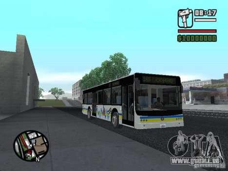 Onibus pour GTA San Andreas