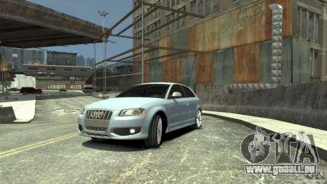 Audi S3 2009 für GTA 4