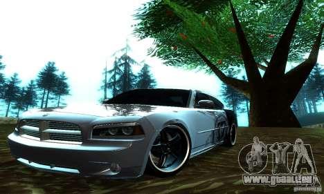 Dodge Charger SRT8 Mopar pour GTA San Andreas