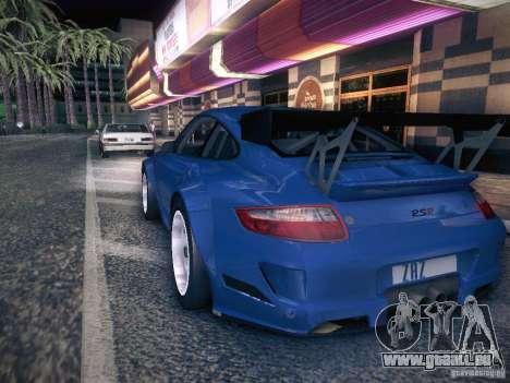 Porsche 997 GT3 RSR pour GTA San Andreas laissé vue