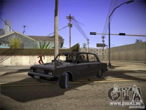 Tofas 124 Serçe für GTA San Andreas