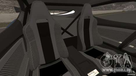 Alfa Romeo 8C Competizione Body Kit 1 für GTA 4 Innenansicht