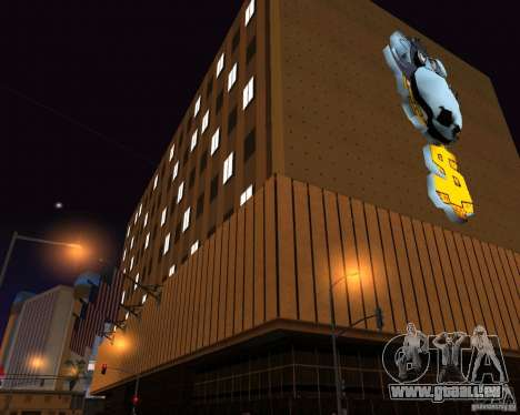 Real New Vegas v1 pour GTA San Andreas sixième écran
