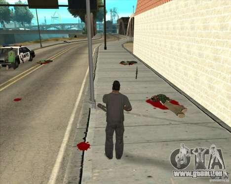 Real Ragdoll Mod Update 02.11.11 für GTA San Andreas fünften Screenshot