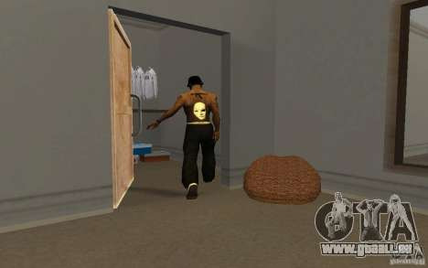 Hollywood Undead Tatoo pour GTA San Andreas deuxième écran