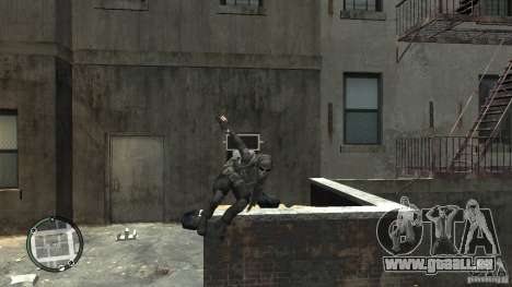 MW2 Ghost Diving Suit pour GTA 4