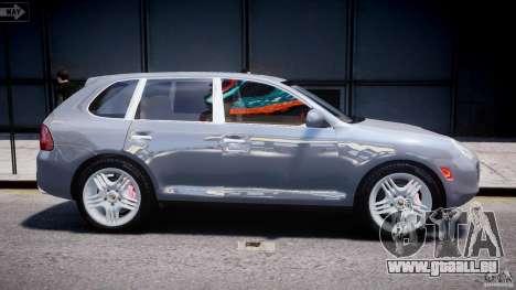 Porsche Cayenne 955 Turbo v1.0 für GTA 4 Seitenansicht