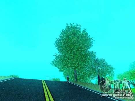 Nouveau Mod de couleur pour GTA San Andreas cinquième écran