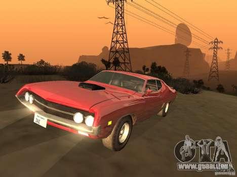 Ford Torino Cobra 1970 Tunable pour GTA San Andreas