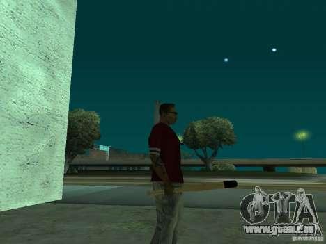 Bit HD pour GTA San Andreas quatrième écran