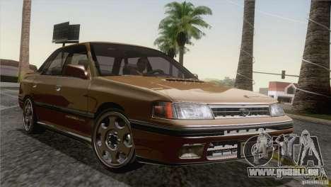 Subaru Legacy RS für GTA San Andreas Innen