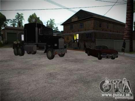 Linerunner de GTA 3 pour GTA San Andreas laissé vue