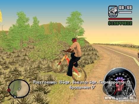 Speed Udo pour GTA San Andreas