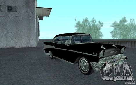 Chevrolet BelAir 4 Door Sedan 1957 pour GTA San Andreas