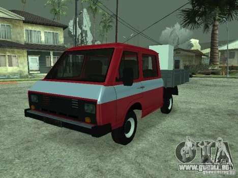 RAPH 3311 Pickup für GTA San Andreas Innenansicht