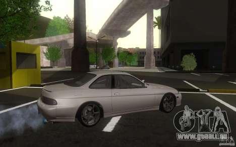 Lexus SC300 pour GTA San Andreas vue de droite