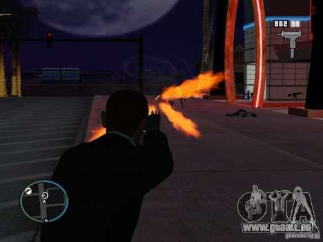 Objectif étroit pour GTA San Andreas