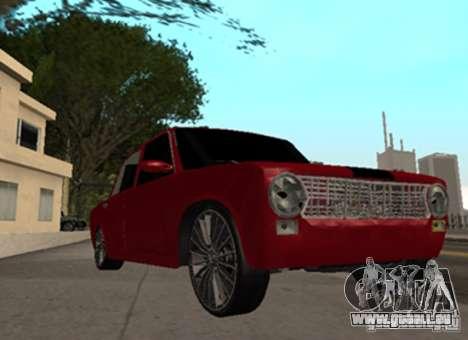 VAZ 2101 Drag pour GTA San Andreas