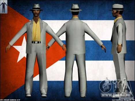 La Cosa Nostra mod pour GTA San Andreas