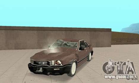 Volkswagen Santana GLS 1989 für GTA San Andreas linke Ansicht
