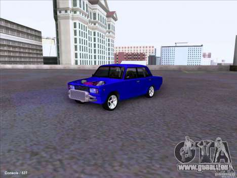ВАЗ dérive de 2107 pour GTA San Andreas