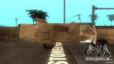 Dumb and Dumber Van pour GTA San Andreas vue de droite