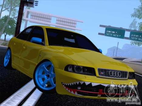 Audi S4 DatShark 2000 pour GTA San Andreas