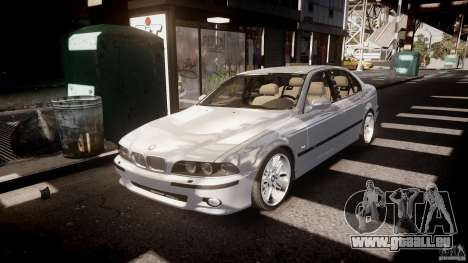 BMW M5 E39 Stock 2003 v3.0 für GTA 4