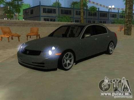 Nissan Skyline 300 GT pour GTA San Andreas
