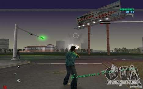 Munitions infinies GTA Vice City pour la deuxième capture d'écran