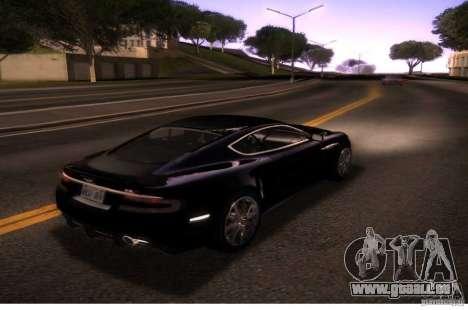 Graphic settings pour GTA San Andreas deuxième écran