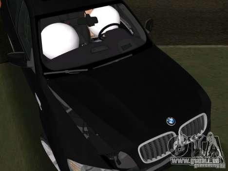BMW X6M für GTA Vice City Seitenansicht