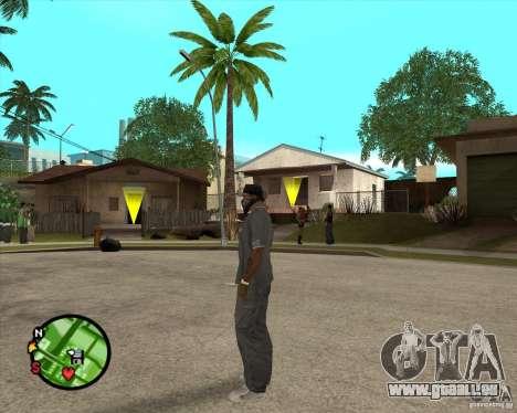 Aller à n'importe quelle maison pour GTA San Andreas