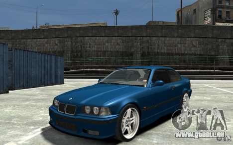 BMW M3 E36 v1.0 für GTA 4 linke Ansicht