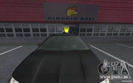 Saturn Ion Quad Coupe für GTA San Andreas Räder