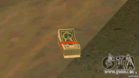 Actions de MMM v1 pour GTA San Andreas troisième écran