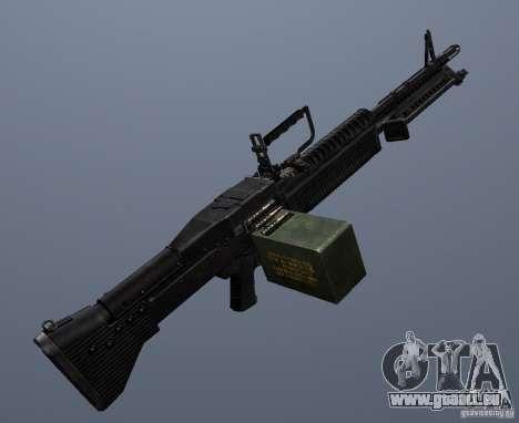M60 pour GTA San Andreas
