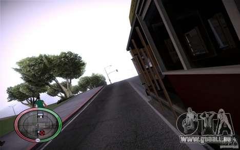 Clever Trams pour GTA San Andreas deuxième écran