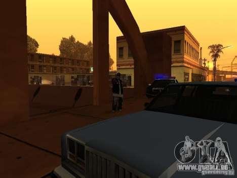 Pack Ballas Soldiaz Families V.2 für GTA San Andreas fünften Screenshot
