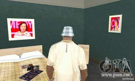 Comedy Club Mod pour GTA San Andreas cinquième écran