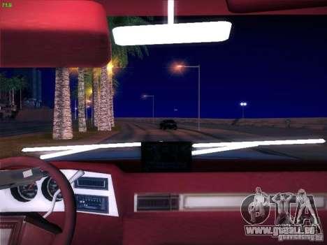 Chevrolet 350 1986 für GTA San Andreas zurück linke Ansicht