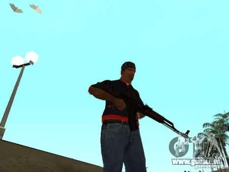Mort véritable pour GTA San Andreas troisième écran