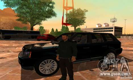 SAM FISHER für GTA San Andreas fünften Screenshot