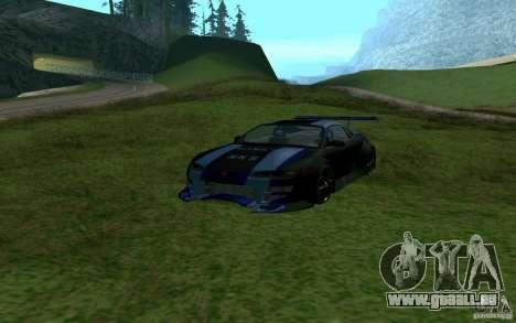 Mitsubishi Eclipse 1999 Sport für GTA San Andreas