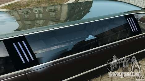 Lincoln Town Car Limousine 2006 pour GTA 4 Salon