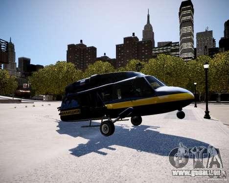 Russian Annihilator für GTA 4 rechte Ansicht