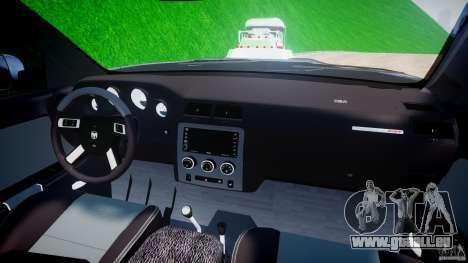 Dodge Ram 3500 2010 Monster Bigfut für GTA 4 obere Ansicht